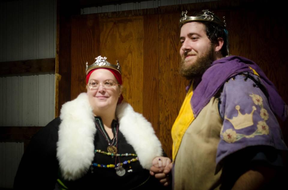 Princess Fortune and Prince Ozurr