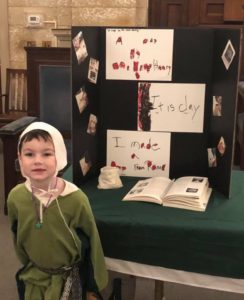youth A&S display