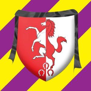 Arms of Lord Michael de Calais