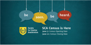 SCA Census Logo