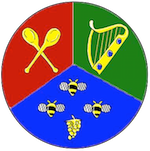 Known World Bardic Congress and Cooks Collegium Logo